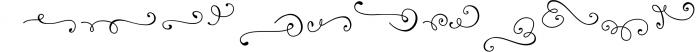 Reshuffle Script 4 Font UPPERCASE