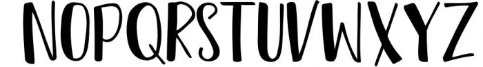 Reshuffle Script Font LOWERCASE