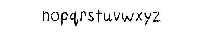 REAPER Medium Font LOWERCASE