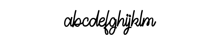 Ready For It DEMO Regular Font LOWERCASE