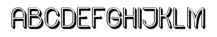 Ready Regular Font LOWERCASE