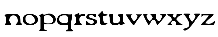 Ready for my Closeup Font LOWERCASE