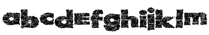 ReadyStart Font LOWERCASE