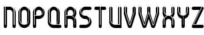 RealMadrid2011-2012 Font LOWERCASE