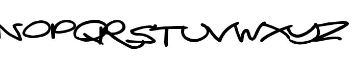 RealToyz-Regular Font UPPERCASE