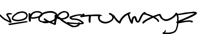RealToyz-Regular Font LOWERCASE