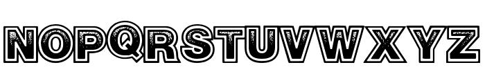 RealTrap Font UPPERCASE
