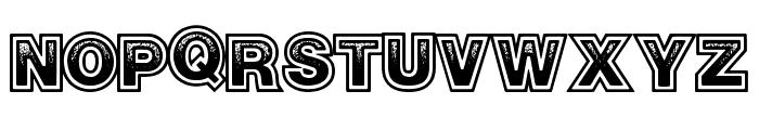 RealTrap Font LOWERCASE