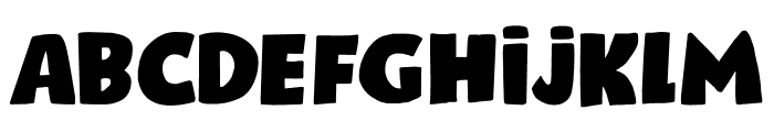 Reality Check DEMO Regular Font LOWERCASE