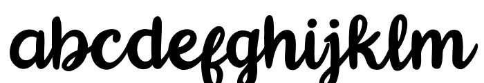 Really Petshop Font LOWERCASE