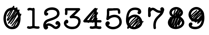 ReallyQuickStaffMeeting Font OTHER CHARS
