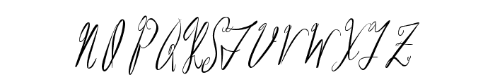 ReasonableSpeculation Font UPPERCASE