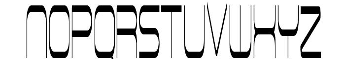 Reconnaissance Mission Font UPPERCASE