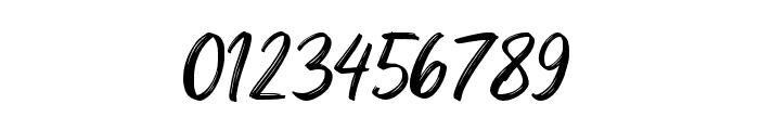RedBrightDemo-Regular Font OTHER CHARS