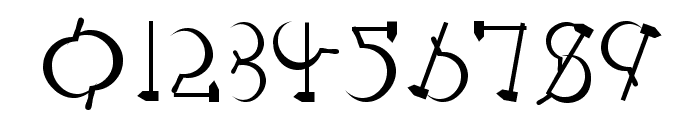 RedLetter-Normal Font OTHER CHARS