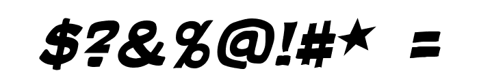 RedStateBlueState BB Bold Font OTHER CHARS