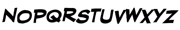 RedStateBlueState BB Bold Font UPPERCASE