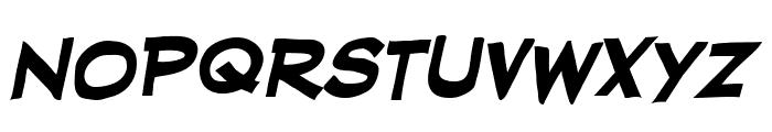 RedStateBlueStateBB-Bold Font LOWERCASE