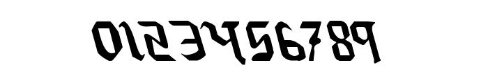Redcoat Leftalic Font OTHER CHARS
