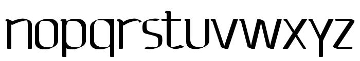 Redhead Font LOWERCASE