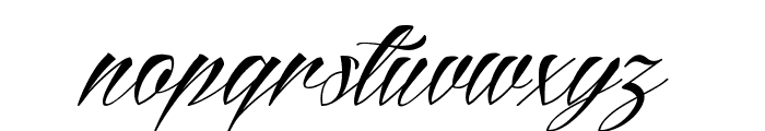 Reditum Personal Use Only Font LOWERCASE