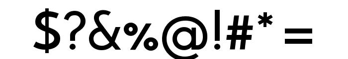 Reem Kufi Regular Font OTHER CHARS