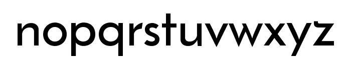 Reem Kufi Regular Font LOWERCASE