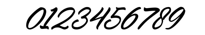 Reflisatta Italic Font OTHER CHARS