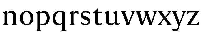 Reforma 1918 Gris Font LOWERCASE