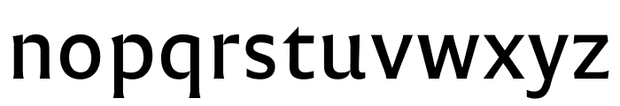 Reforma 2018 Gris Font LOWERCASE