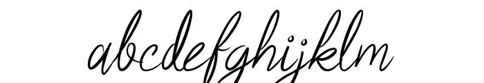 Regal Eagle Font LOWERCASE