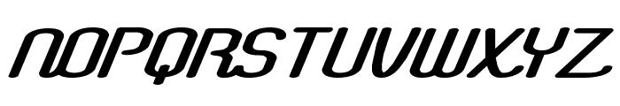 Registry -BRK- Font UPPERCASE