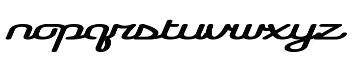 Registry -BRK- Font LOWERCASE