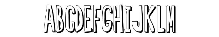 RegularfontTwo Font LOWERCASE