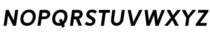 Reitam-Italic Font UPPERCASE