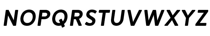 Reitam-Italic Font LOWERCASE