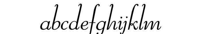 ReliantLimitedFreeVersion Font LOWERCASE