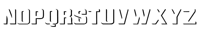 Relief Grotesk Wide Font LOWERCASE