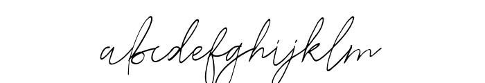 Reman Font LOWERCASE