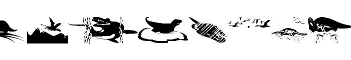 RememberMesozoikum Font OTHER CHARS
