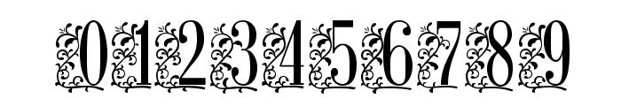 RemesloSTD Font OTHER CHARS