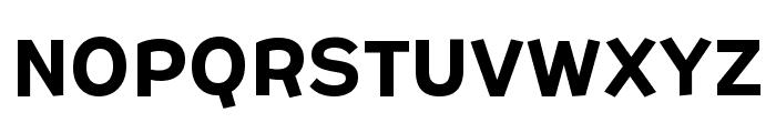 RemissisSb-Regular Font UPPERCASE