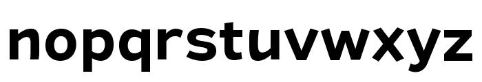 RemissisSb-Regular Font LOWERCASE