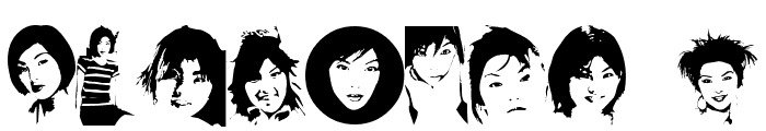 Rena Version2000 Font OTHER CHARS