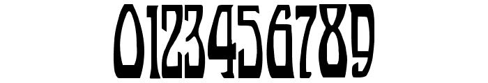 Renaldo Modern Font OTHER CHARS