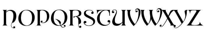 ReneLouis Font UPPERCASE