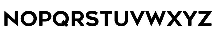 RenogareSoft-Regular Font UPPERCASE