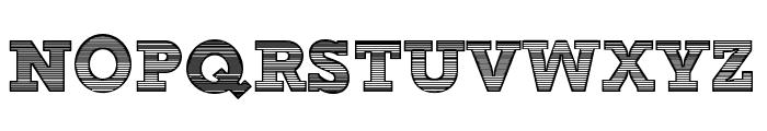 RepisaEN-ExtraBold Font LOWERCASE