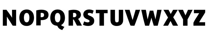 Repo-Black Font UPPERCASE