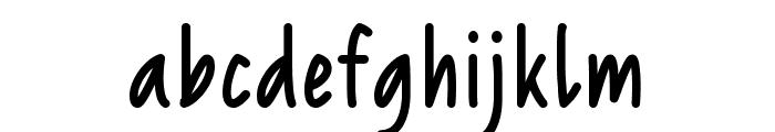 Reprineato Font LOWERCASE